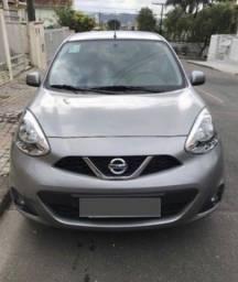 Título do anúncio: March Nissan 2020 novinho 58.900,00
