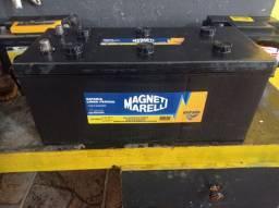 Título do anúncio: Bateria 150ah caminhão , Magnet Marelli semi nova , com garantia !