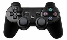 Controle Manete joystick sem fio Wireless Playstation 3 Play3 Play 3