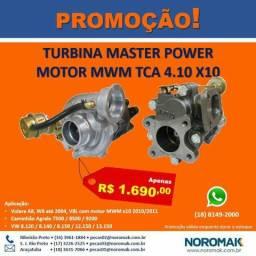 Turbina Motor MWM motor X10