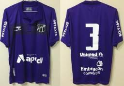 Camisa Ceará Penalty Edição Especial Tam XL (fit) Modelo de Jogo  3 Perfeito baadfabe6983a
