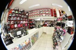 Venda de capacetes em Niteroi