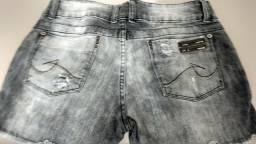 Shorts feminino Apucarana