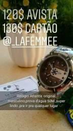 Relógios Atlântis originais