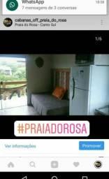 Pousada praia do rosa 100 reais casal