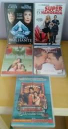 10 DVDs originais