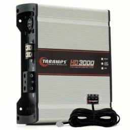 Modulo Amplificador Taramps Hd3000 3000w Rms 1 e 2 Ohms 1 canal mono