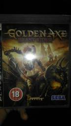 Golden axe troco de ps3