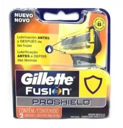 Carga Gillete Fusion - 2 cartuchos
