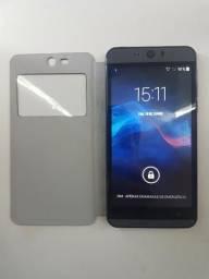 Celular Smartphone Barato Htc 626s Android 5.1, 3g - Preto