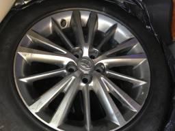 Jogo de rodas aros Toyota Corolla 2016