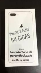IPhone 8 Plus 64gb lacrado