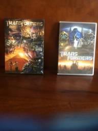DVDs Transformers