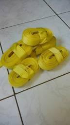 Cordas de Nylon para o Transporte de Cargas