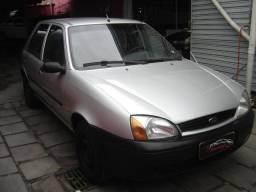 Black feirão Premium Ford - Fiesta GL 1.0 Ar condicionado Gelando GNV Legalizado - 2000