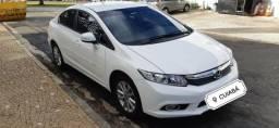 Honda Civic 1.8 Lxs Flex Aut. 4p - 2015