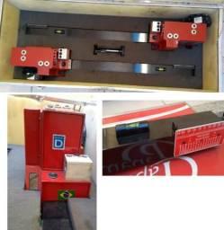 Alinhador de Caminhão Portatil Papamatic Marvic Laser