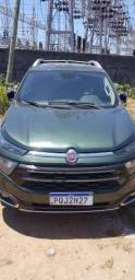 Fiat toro Volcano Diesel Aut. M. 2017 - 2016