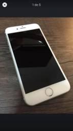 IPhone 6 64 gb Prata Sem Detalhes touch id desativado