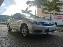 Honda Civic LXL 1.8 2013 Automático Flex - 2013