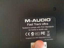 Fast track ultra m audio 8*8