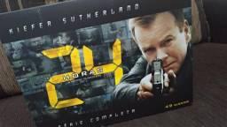 Box 24 horas completo (dvd)