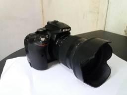 Câmera Dslr Nikon D5300 Usada (só O Corpo)
