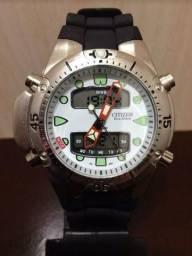 2745b7310d9 Relógio Aqualand Atlantis Borracha ou Aço Novo Frete Grátis