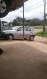 Vendo ou troco um Fiat uno - 1997