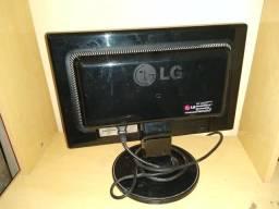 Monitor LG e Sapato Original