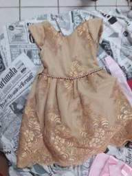 Vendo vestido d princesa novo!