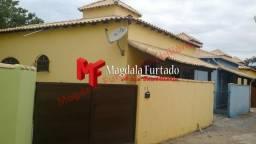 Cód: TS 2241 Ótima Casa em Unamar, Segurança Total. 2 Quartos