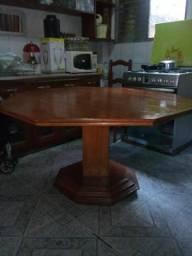 Mesa de madeira de 1.000 R$