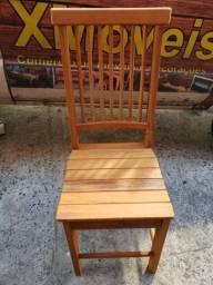 Cadeira Angelim Modelo Palito Com Encosto Alto