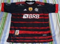 Camisa do Flamengo Jogo III