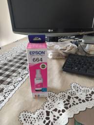 Tinta original Epson magenta lacrado