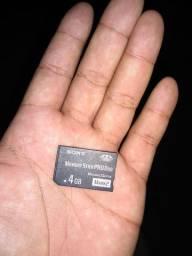 Cartão de memória Sony