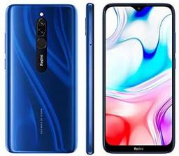 Xiaomi redmi 8 32GB/3GB de ram tela 6.22HD+ camara 12+2MP e frontal 8mp android 9