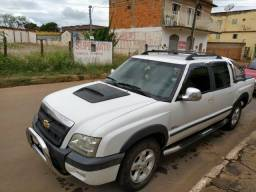 S10 Diesel Sertão 4X4 2.8 ( cabo dupla) - 2002