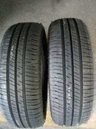 O melhor pneu remolde q existe borracha vipal , 3 de garantia - 1981