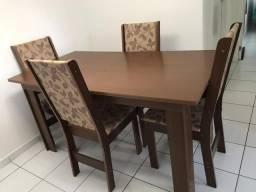 Mesa nova 6 cadeira