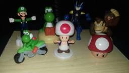 Lote bonecos Nintendo sou aruja