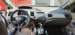Vendo ou troco Honda Cívic LXS todo completo ano 2007 quitado - 2007
