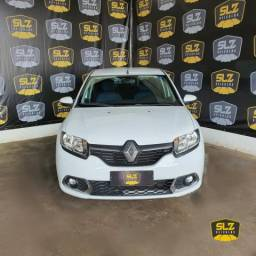 SANDERO 2014/2015 1.6 DYNAMIQUE 8V FLEX 4P MANUAL - 2015