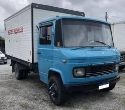 Caminhão mercedes 608 1979
