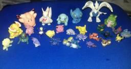 Lote mini pokemons sou de aruja