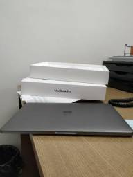MacBook Pro Retina com Touch Bar, na caixa com carregadores sem uso: R$ 11.000,00