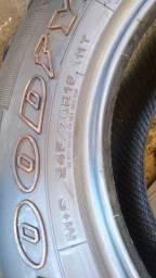 Jogo de pneu Goodyear
