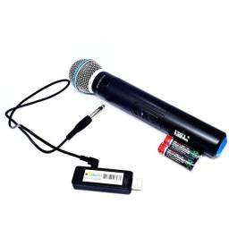 Microfone JWL sem fio