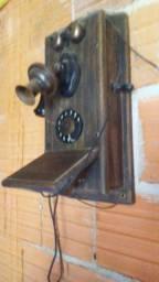 Antiguidade. Telefone ano 1943